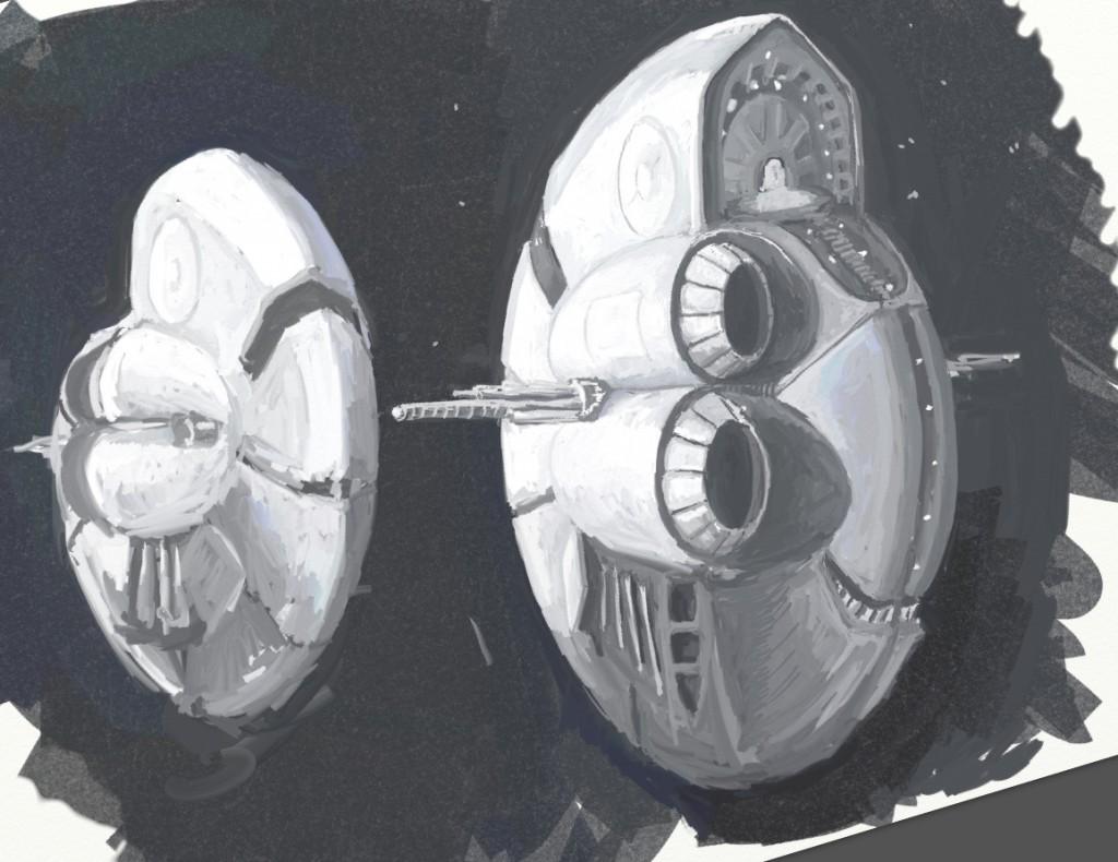 spaceship-sketch